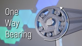 can-you-3d-print-a-one-way-bearing-roller-clutch-design