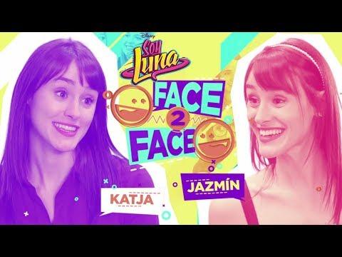 Katja & Jazmín Face to Face | Soy Luna