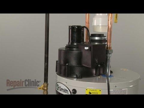 AO Smith Gas Water Heater Draft Inducer Motor #9004316005