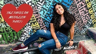 Medellin, Antioquia, Colombia Travel Vlog #1 - The Nueva Latina