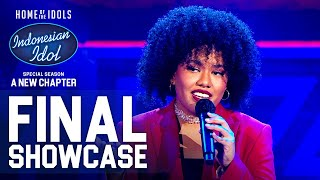 JEMIMAH - LET ME LOVE YOU (UNTIL YOU LEARN TO LOVE YOURSELF) - FINAL SHOWCASE - Indonesian Idol 2021