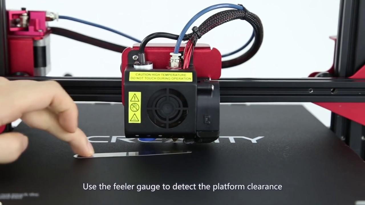 Creality CR-10S Pro 3D Printer - AUTO MESH BED LEVELING(MATRIX) Tutorial II