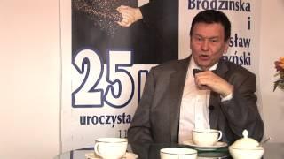Bogusław Kaczyński Udar Mózgu wywiad cz.2