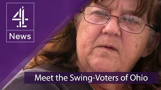 Donald Trump vs Hillary Clinton: the swing voters left behind in Ohio