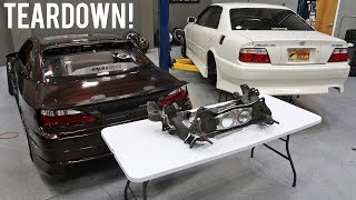JZX100 CHASER REAR END REFRESH PT. 1