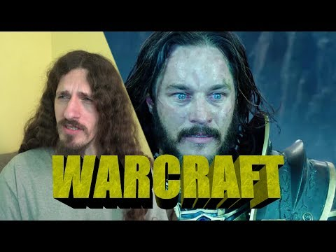 warcraft 2016 movie common sense media