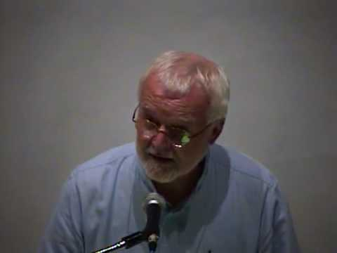 Russell Banks reads from his upcoming novel