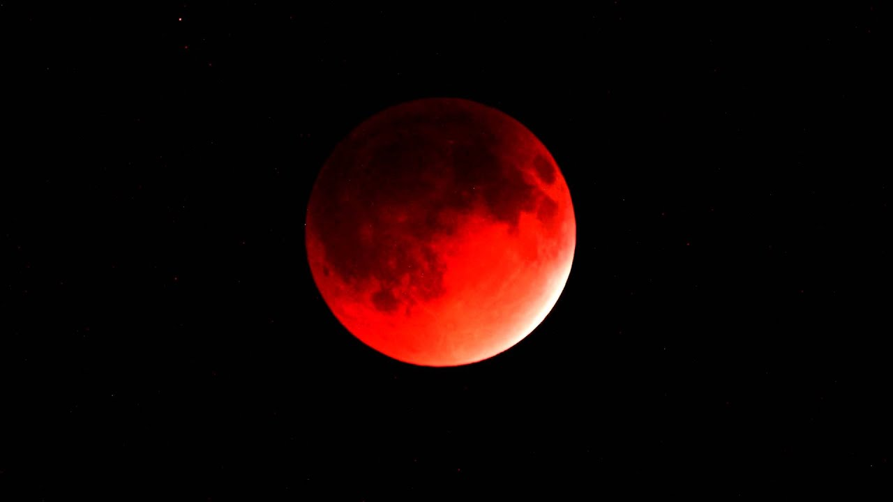 red moon eclipse why - photo #23