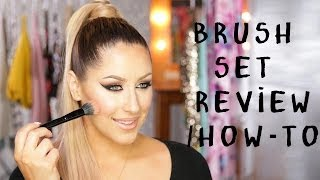 How To / Review: Coastal Scents Brush Set Thumbnail