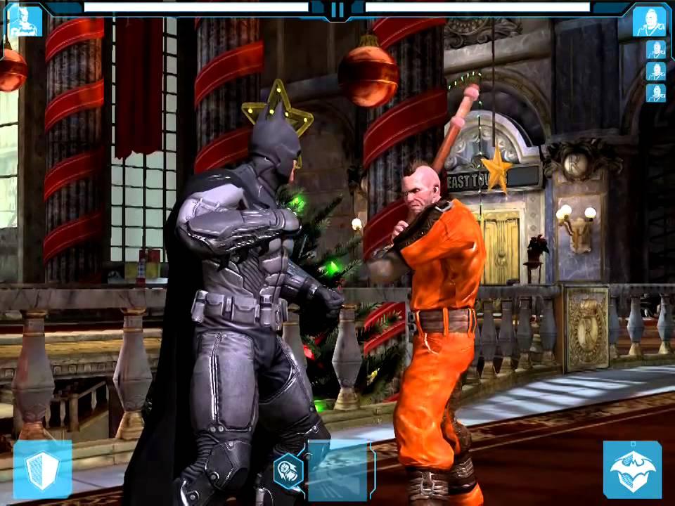 Batman: Arkham Underworld Android GamePlay #1 - YouTube