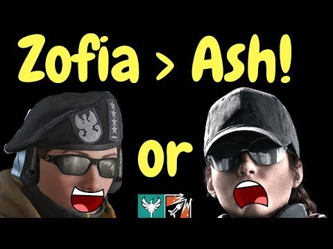 Who is Better? - Rainbow Six Siege (White Noise Gameplay)