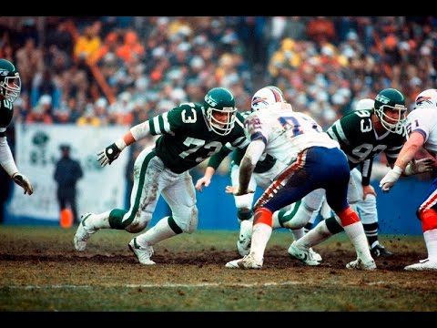 1981 WK 17 AFC Wildcard Buffalo Bills (10-6) @ New York Jets (10-5-1)
