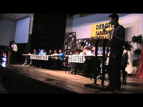 Debate 2013 - Cybercrime Law (FULL COV.)