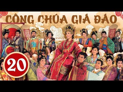 Công chúa giá đáo  20/32(tiếng Việt) DV chính: Xa Thi Mạn, Trần Hào;TVB/2010