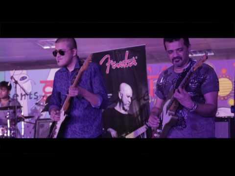 Fender & Friends I Voodoo Chile I Sanskriti 2016