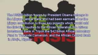 The Untold Story (2-2) Muammar Gaddafi & Africa, 08.2011 Libya Crisis