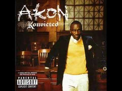 Akon-I Wanna Love You(Clean)