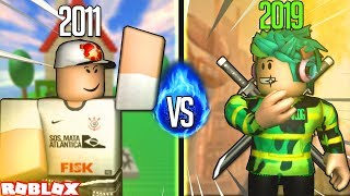 MY FAVORITE 2011-2019 ROBLOX GAMES