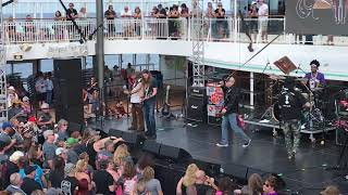 """PREACHER STONE:  """"Me and Mine"""", Southern Rock Cruise 2019"""