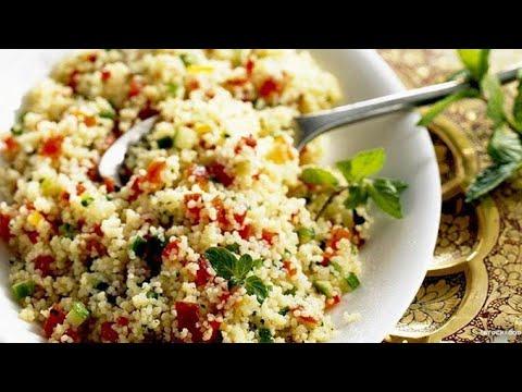 salade-fraîche-de-couscous-aux-légumes---سلطة-كسكس-منعشة