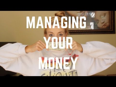 4 Helpful Ways to Manage Your Money!