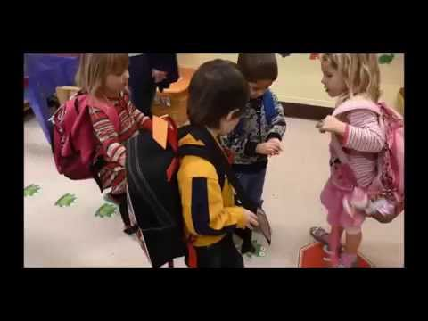 Preschool How To Routines