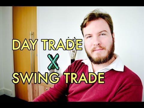 🔴 Day Trade x Swing Trade (Eu já quebrei fazendo Day Trade..) - Mercado de Ações / Comprar e Vender