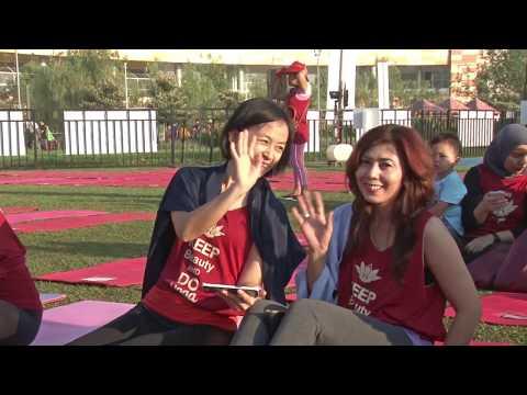 Diva Beauty Yoga 2017 BSD - Full Length
