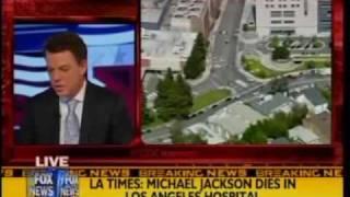 Скачать Michael Jackson Dead At 50 Fox News Alert
