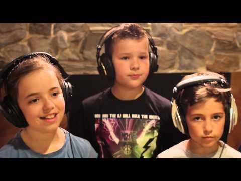 """Coro Rocklab & Coro Barcelos - Primal Scream - """"Movin´on up"""""""