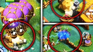 LEAKED GAMEPLAY OF NEW CARDS IN CLASH OF CLANS BUILDER BASE | DROPSHIP , SUPER PEKKA,GIANT CANNON