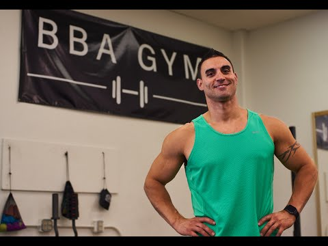 Top Silicon Valley personal training studio - BBA Gym