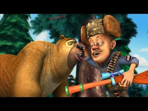 Медведи-соседи 🐻 | 2 сезон 2 серия | Поймай медведя | Мультики детям
