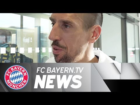"Ribéry's first goal of the season: ""It's a great feeling"""