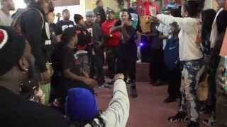 War In Paradise 2: Narsi aka Lil Crude vs Live Guy (Oregon)