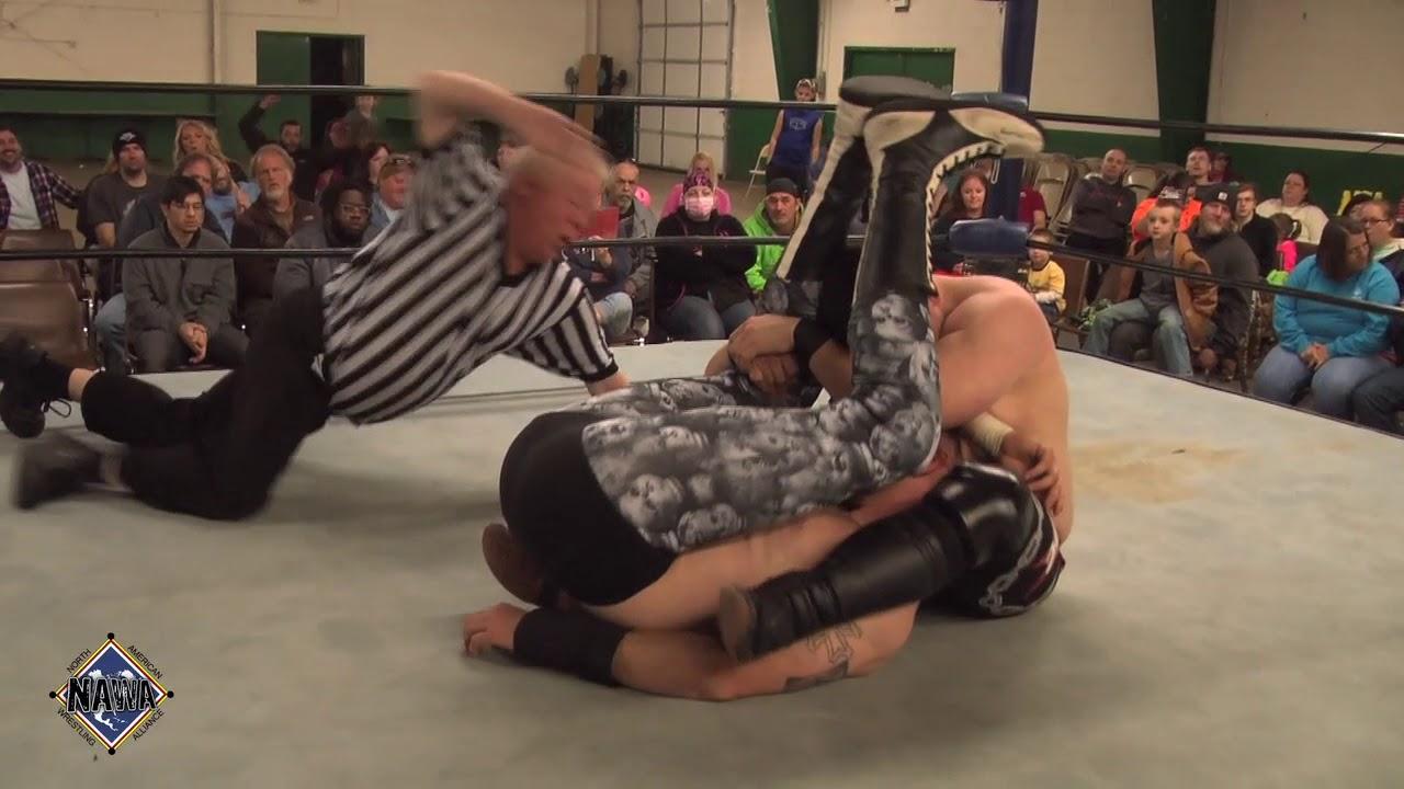 NAWA Championship Wrestling  Ep. # 4