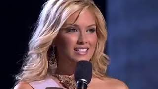 Final Question: 2006 Miss Universe