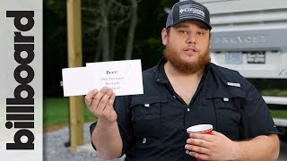 Download Luke Combs Plays 'Beer Or Song Title Or Both?' | Billboard Mp3 and Videos