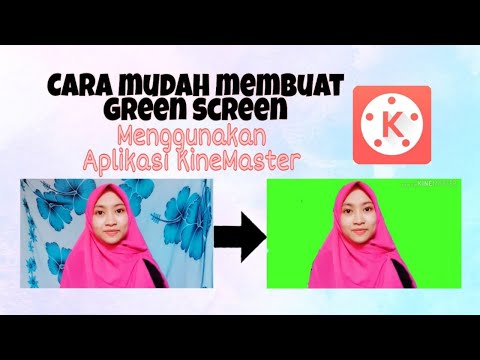 Tutorial How To Change Video Background Without Green Screen And Application This Method Is Very Sim.