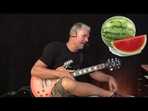 Watermelon Man - Guitar Lesson