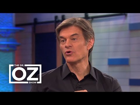 Dr. Oz Shares Healthier Ways to Cook Vegetables