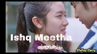 Ishq Meetha - Palak Muchhal Zee music# Korean mix Hindi song