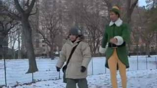 Repeat youtube video Shock and Awe - ELF snowball fight