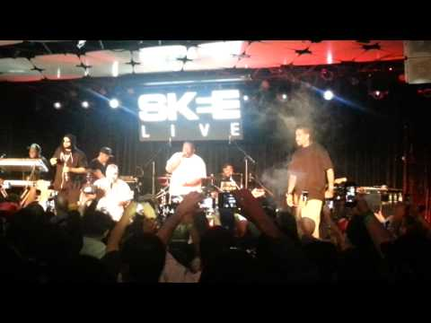 Twisted Insane Live at SKEE TV with Tech N9ne 11/12/13