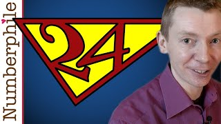 Superhero Triangles - Numberphile