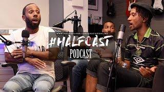 Was Anthony Joshua Ever Too Nice? || Halfcast Podcast