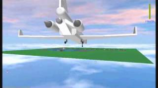 Roblox tutorial contest 'how to fly a plane'