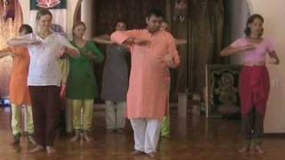 Thaat in Kathak explaining Guru Ashwani Nigam