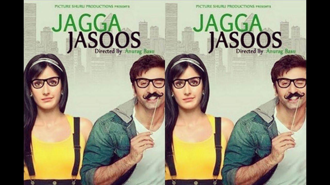 Jagga Jasoos - First Look : Ranbir Kapoor, Katrina Kaif ...