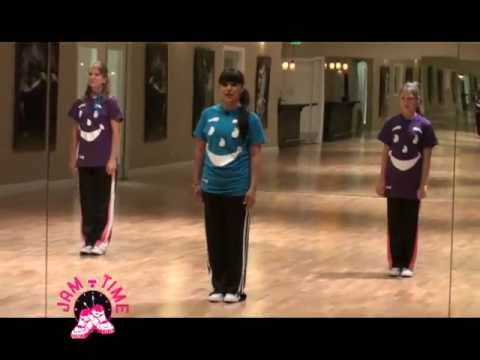 Hip Hop Dance Lessons for Kids #2 - YouTube